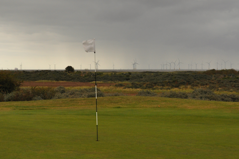 The rain is coming....14th at Seacroft