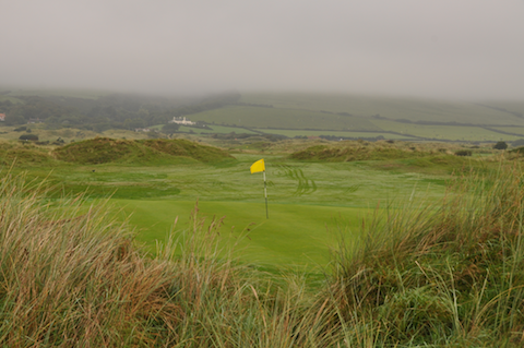 Worldclass linksgolf at Saunton East!