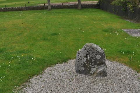 The Witch Stone, Dornoch